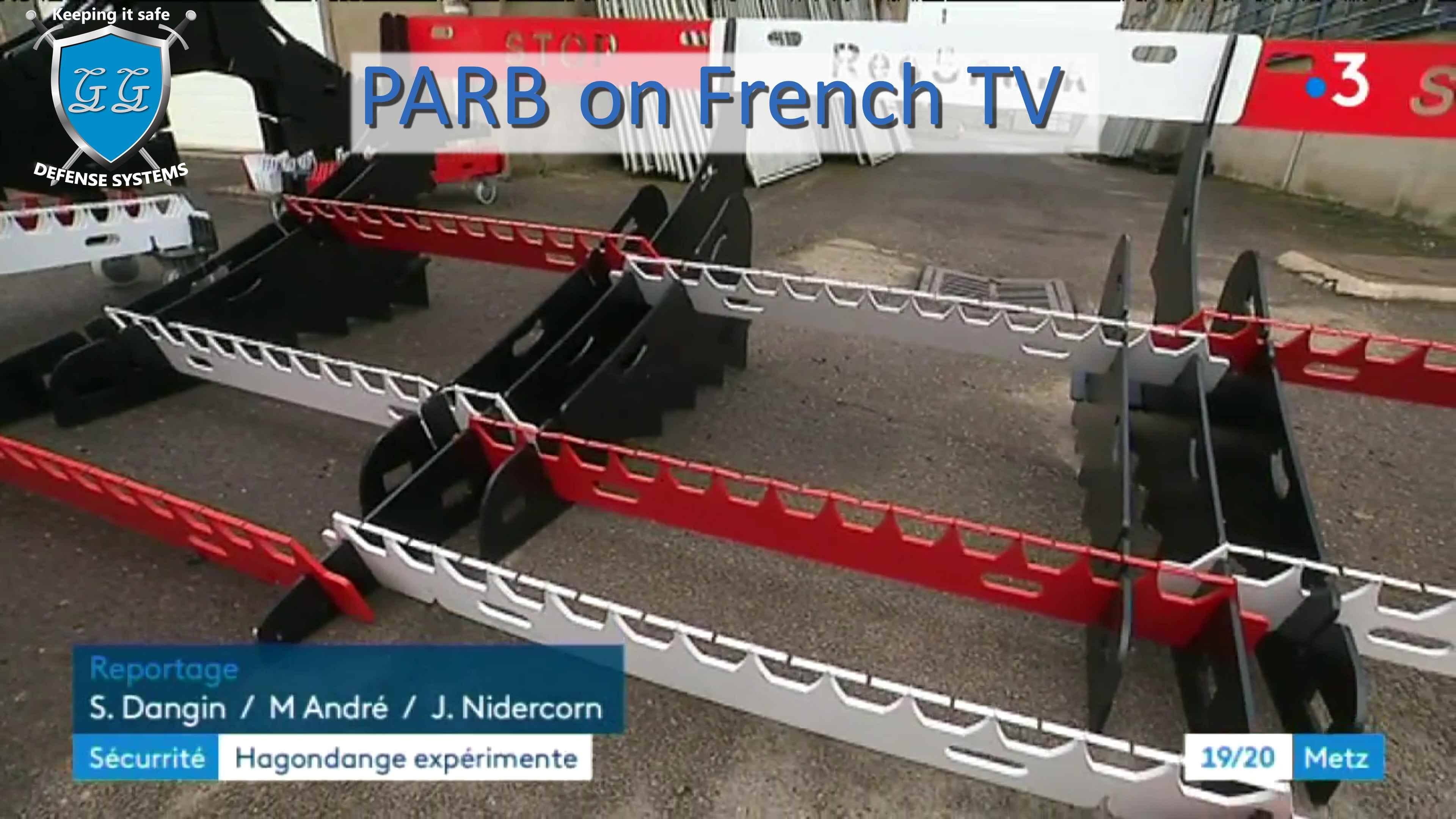 PARB-on-French-TV